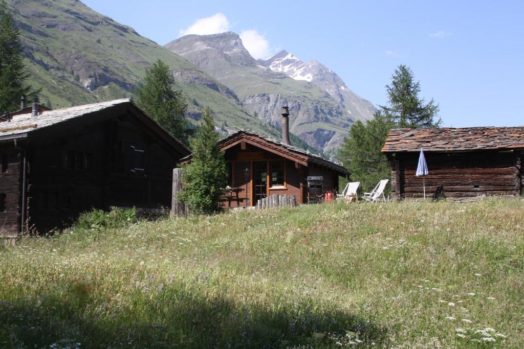 Hôtel proche : Chalet Z' Flesche