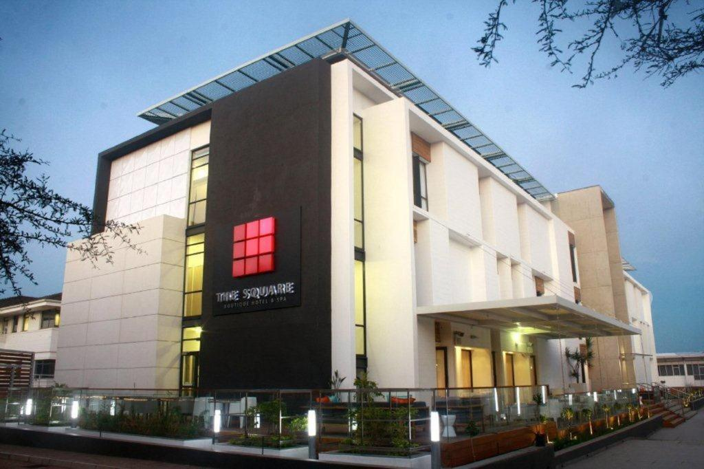 Aha the square boutique hotel durban south africa for Boutique hotel booking