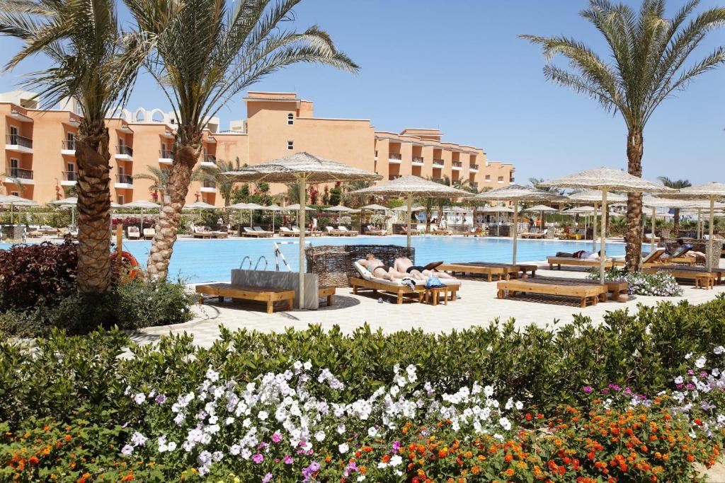 Resort Three Corners Sunny Beach Hurghada Egypt Bookingcom - Map of egypt beach resorts