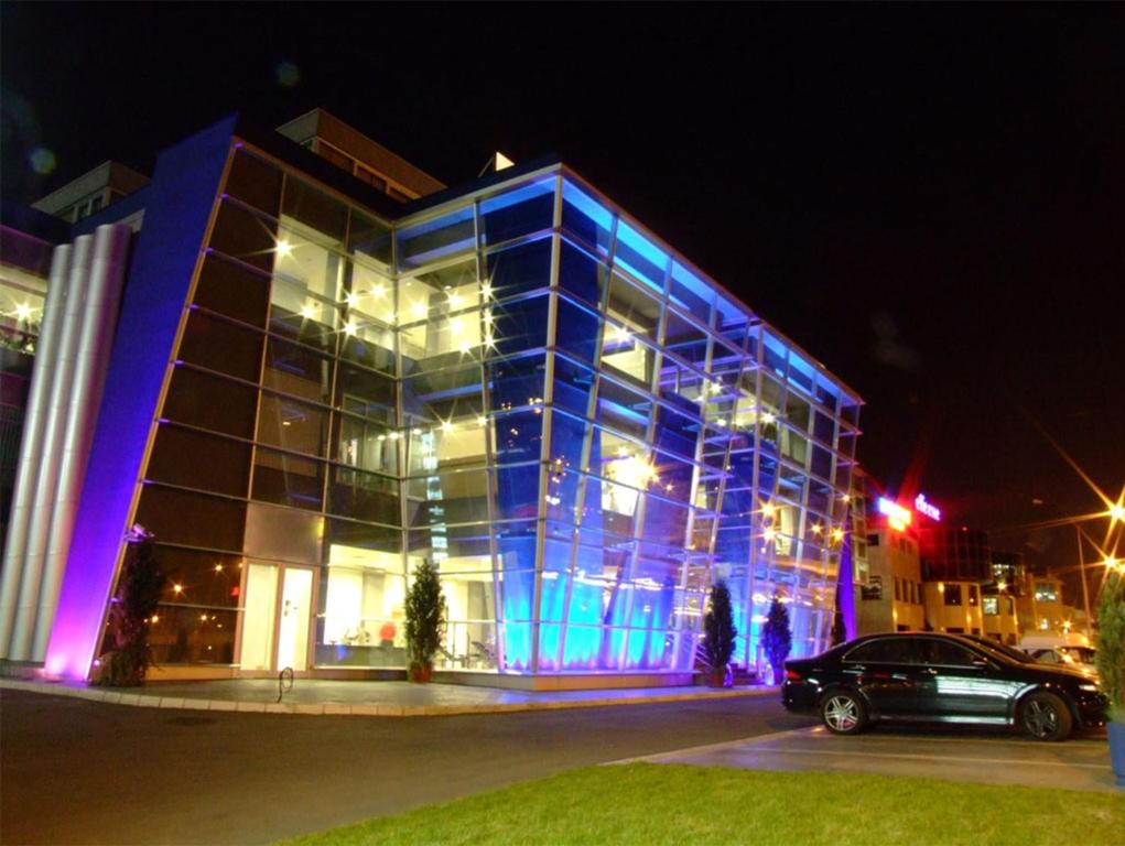 Hotel Admiral Arena Garni Serbien Belgrad Booking Com