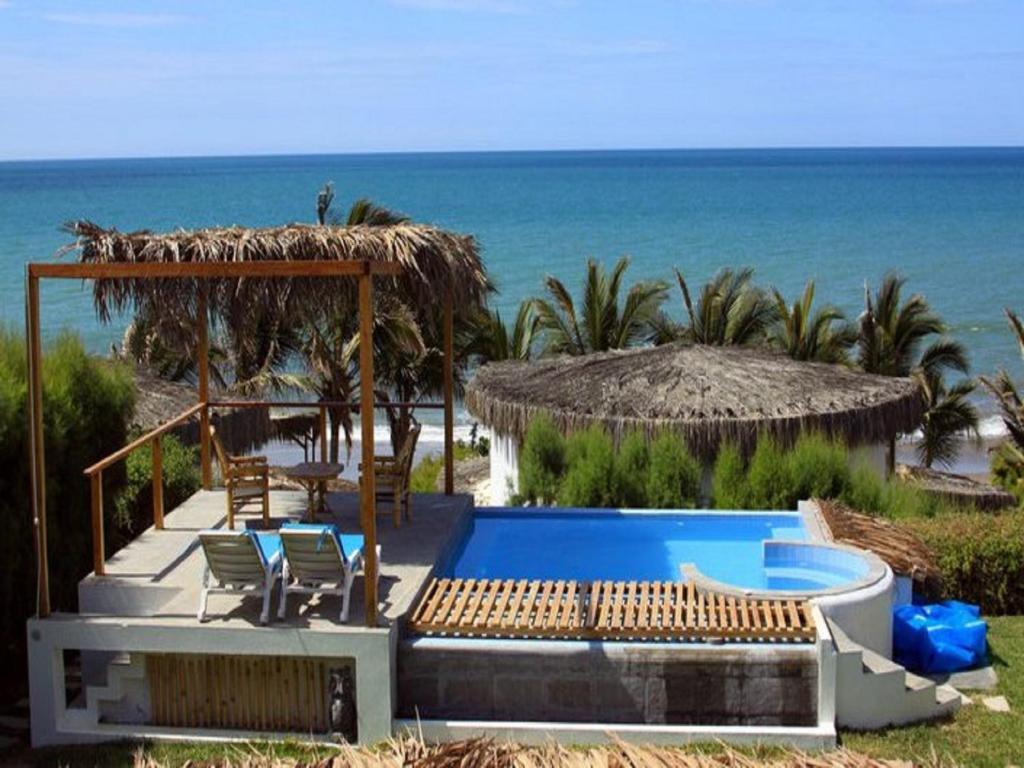 Casa o chalet casa jacuzzi beach mancora per m ncora - Casa de playa ...