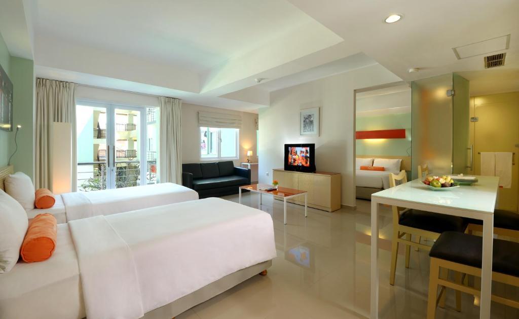 Foto kamar ini