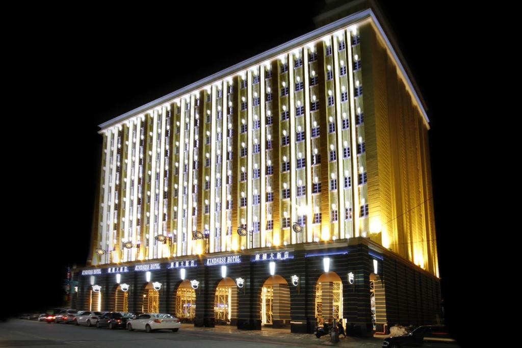 カインドネス ホテル フアリエン(Kindness Hotel Hualien)