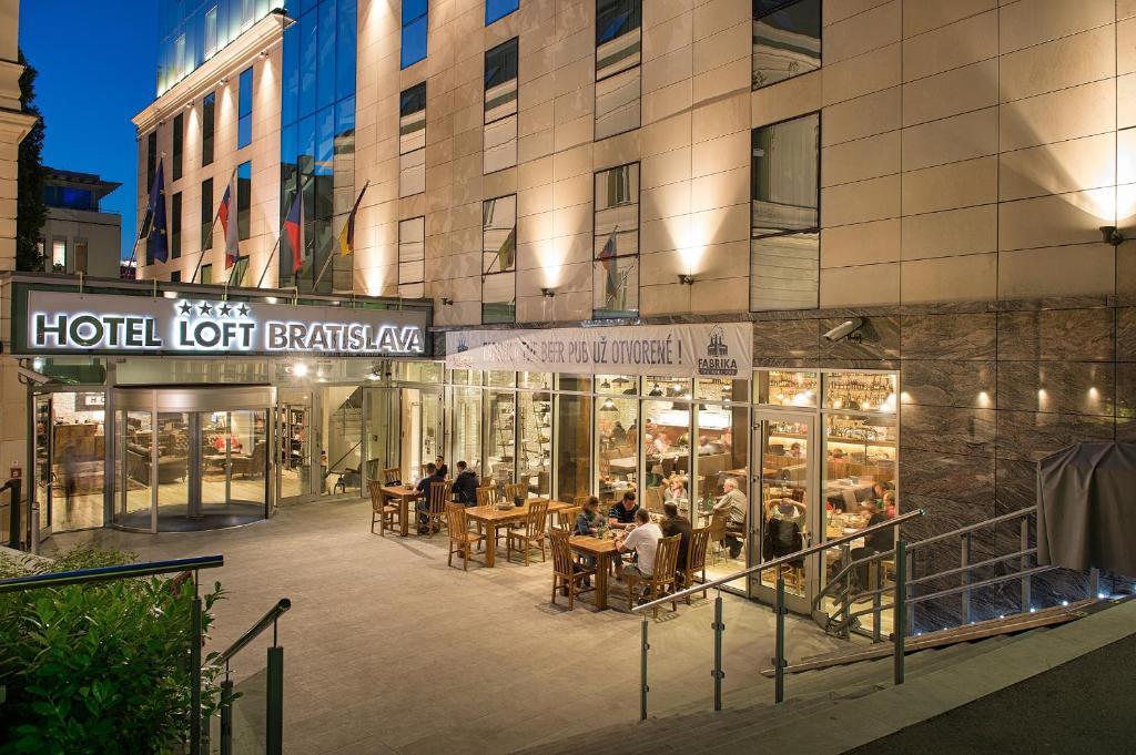 Αποτέλεσμα εικόνας για LOFT Hotel Bratislava