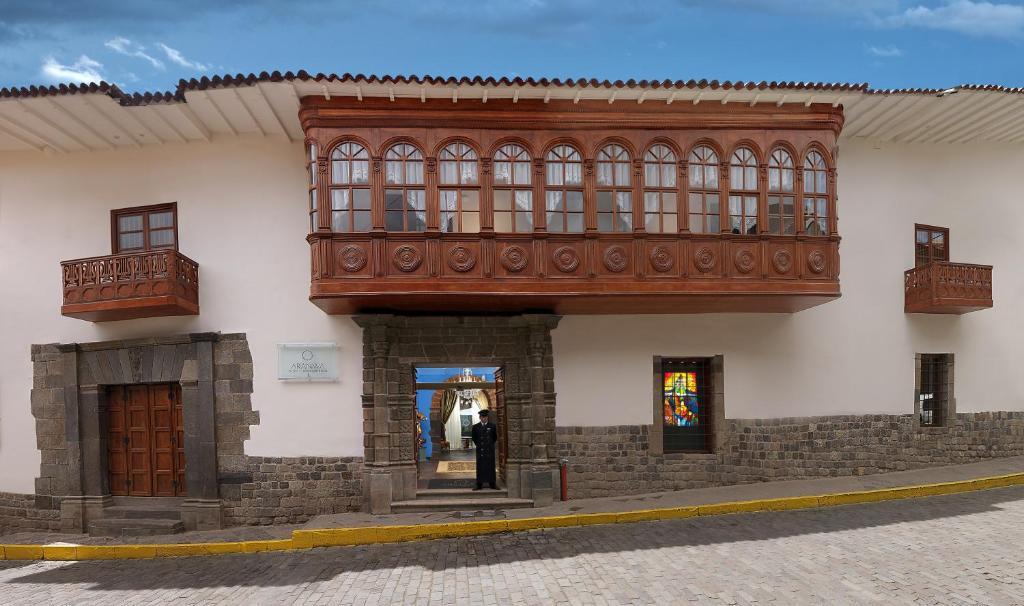 Aranwa Cusco Hotel Cuzco Peru