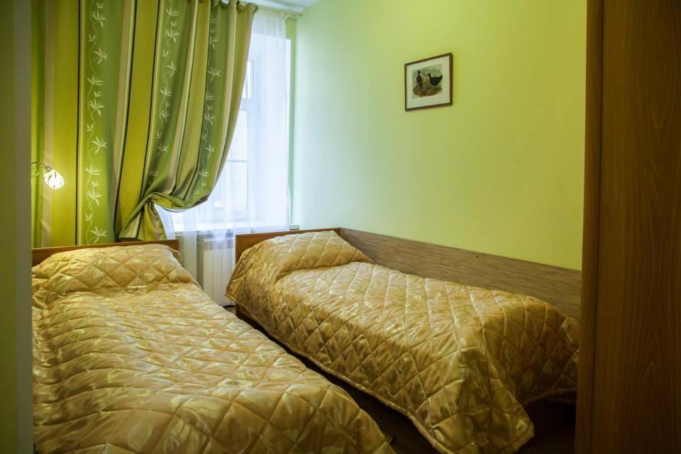 мини отели в петербурге недорого