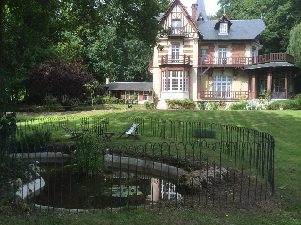 Villa Du Chatelet Choisy Au Bac Tarifs 2019