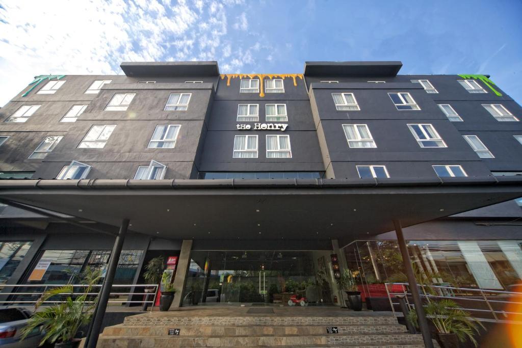 ザ ヘンリー ホテル セブ(The Henry Hotel Cebu)