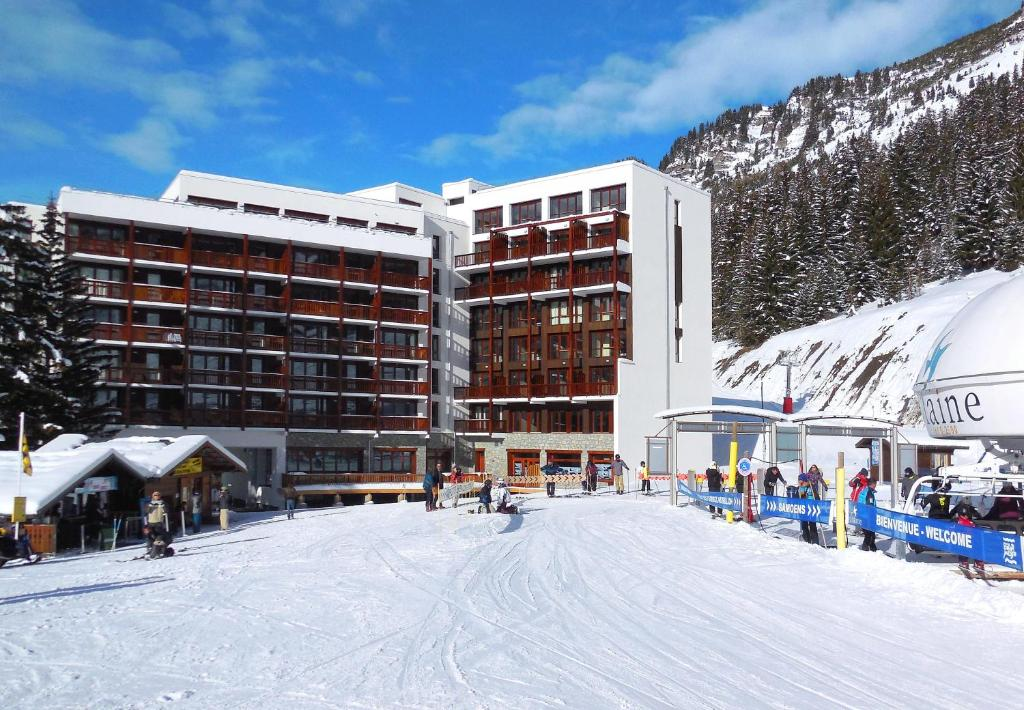 Odalys Le Panoramic Flaine Updated 2018 Prices