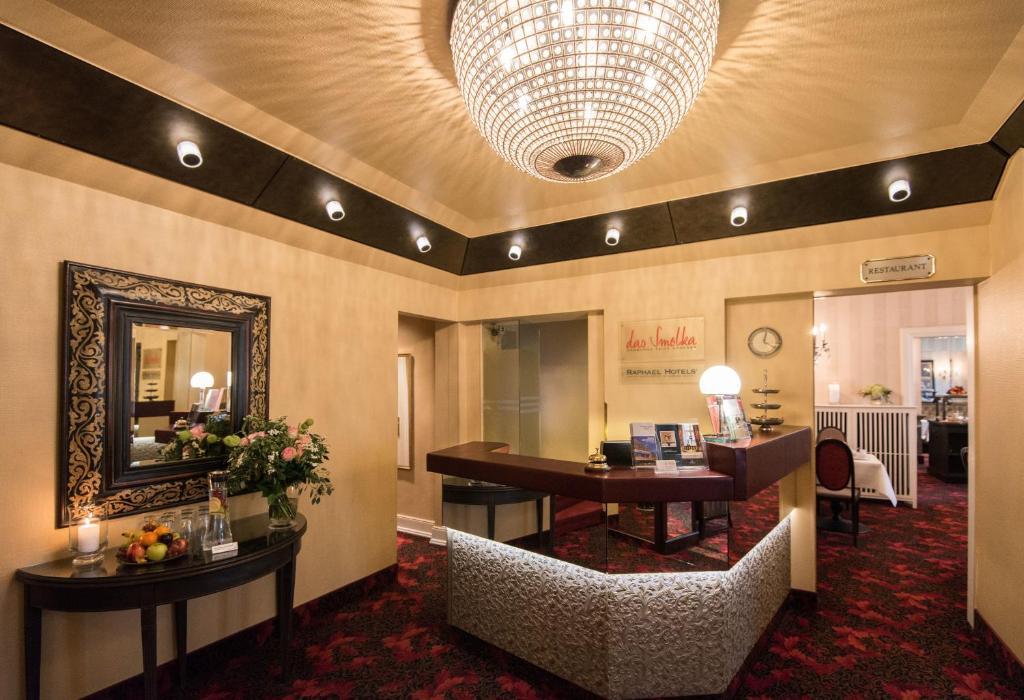 Romantik Hotel Das Smolka Deutschland Hamburg Booking Com