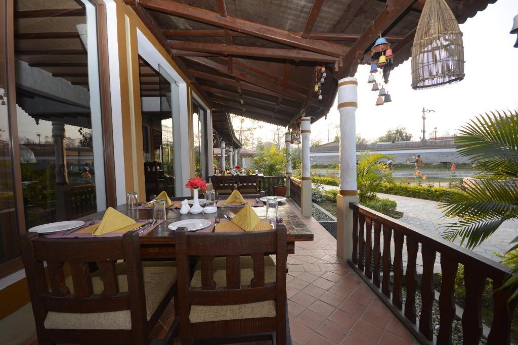 Resort Green Park Chitwan, Sauraha, Nepal - Booking com