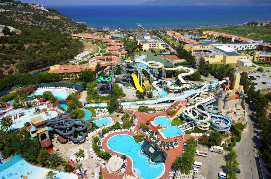 Aqua Fantasy Aquapark Hotel & Spa, Kusadası, Turkey ...
