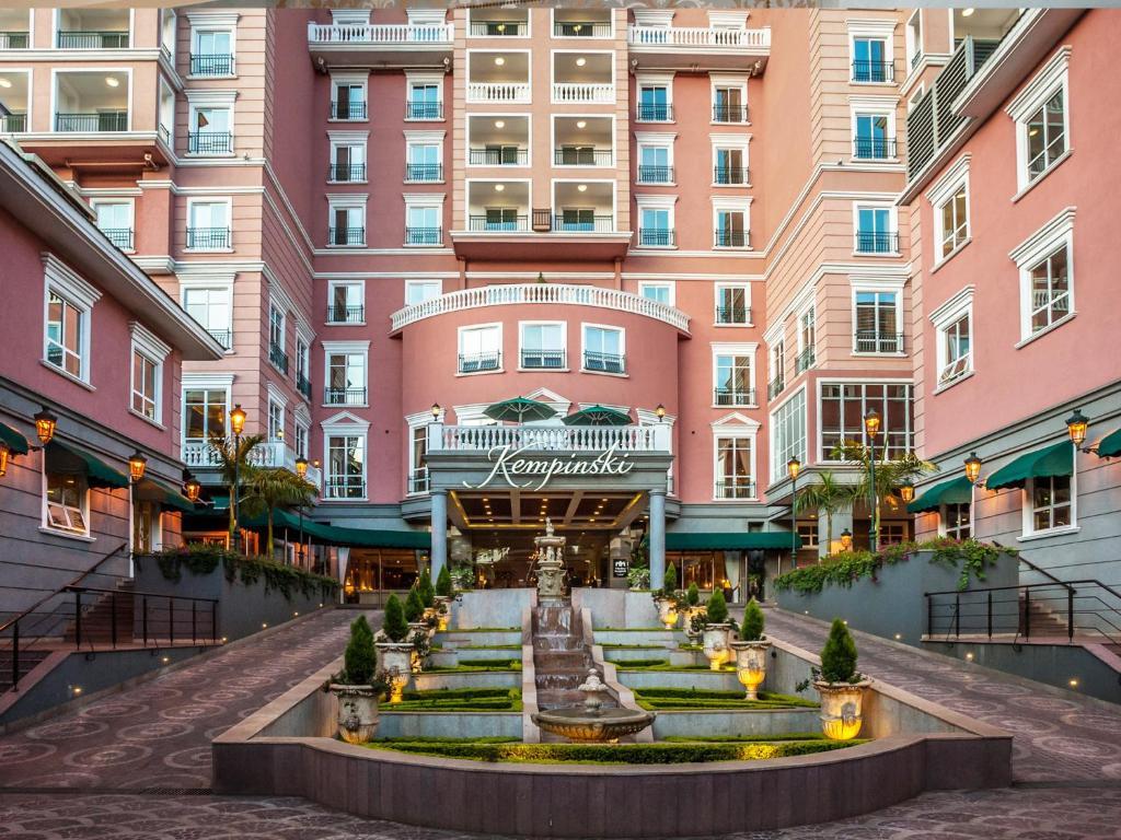 Villa Rosa Kempinski Hotel