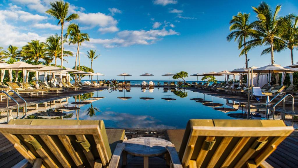 Four Seasons Resort Hualalai Reserve Now Gallery Image Of This Property