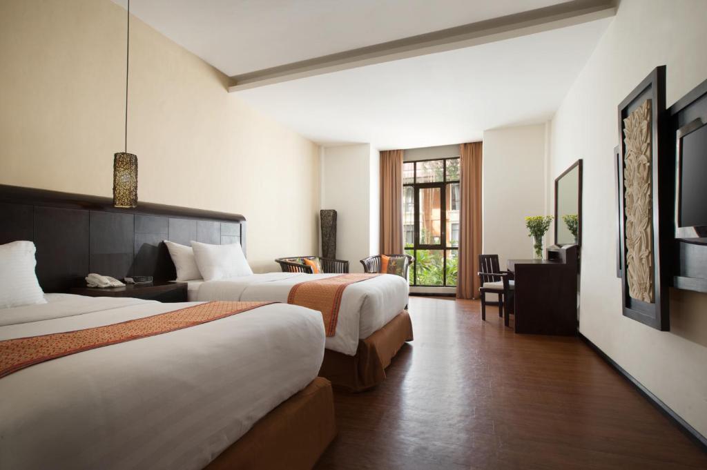 Best Western Resort Kuta Indonesia Booking Com