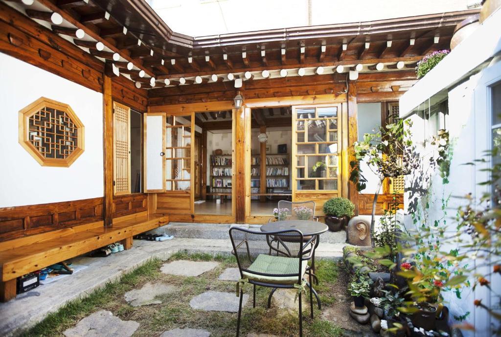 Vine Hanok Guesthouse, Seoul, South Korea - Booking.com on