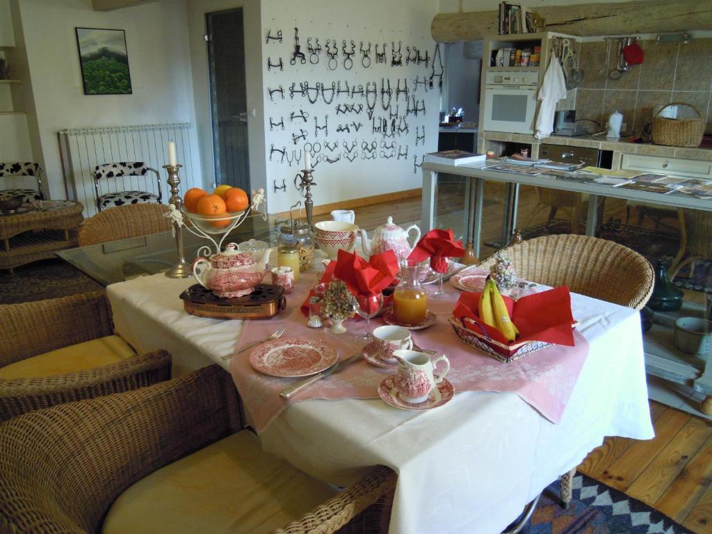 bed breakfast chez christel frankreich apt. Black Bedroom Furniture Sets. Home Design Ideas