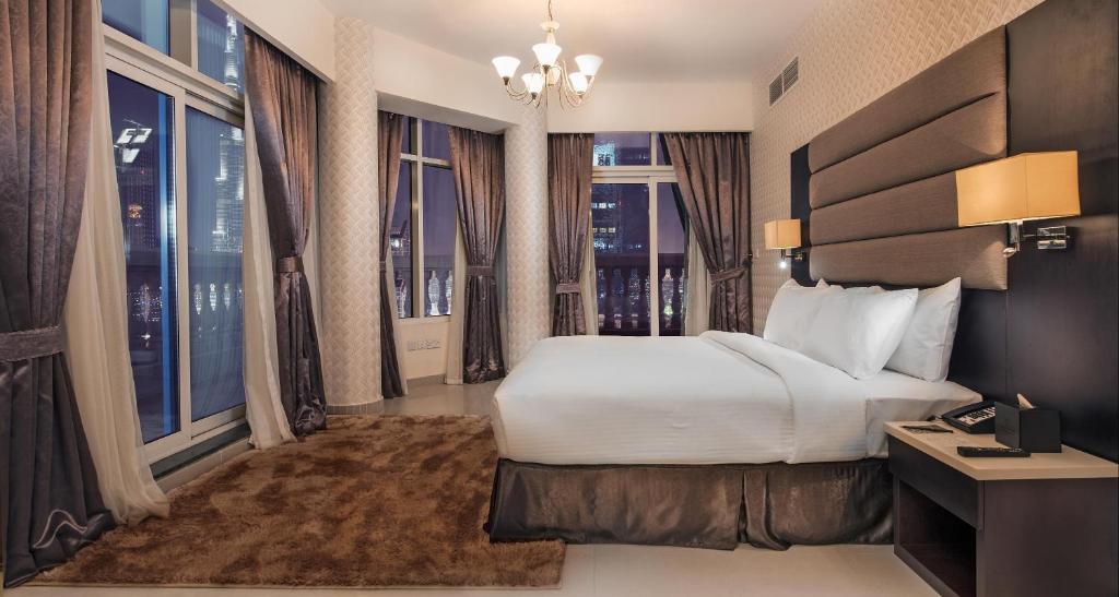 Emirates Grand Hotel Apartments Dubai Uae Booking Com