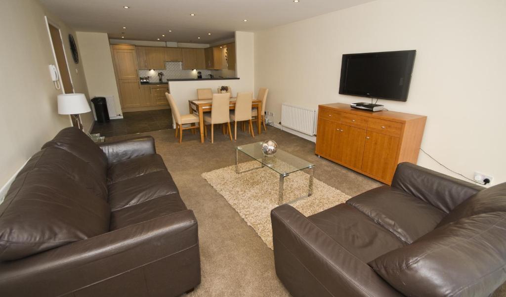 Parkhill Luxury Beach Apartments, Aberdeen, UK - Booking.com