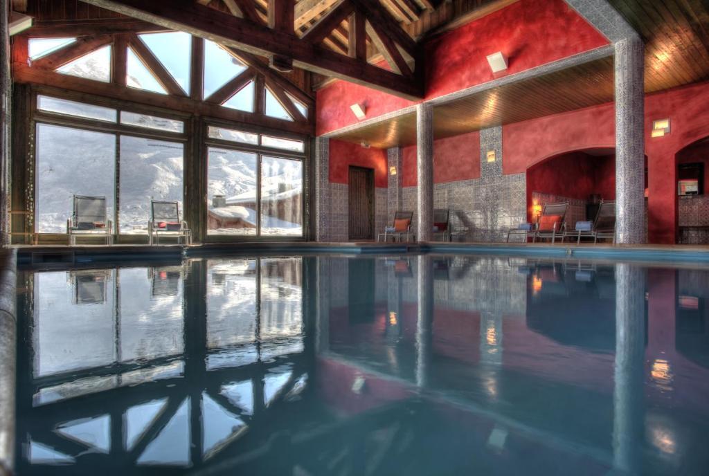 Hôtel Les Du Montana, Tignes, France - Booking.com