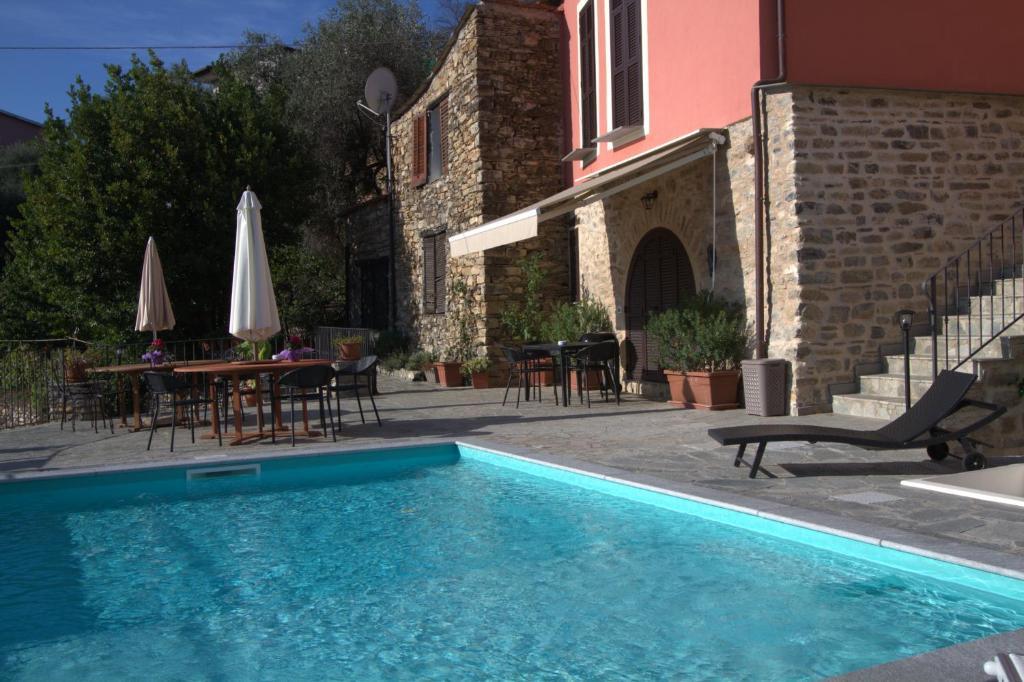 Apartments In Montalto Ligure Liguria