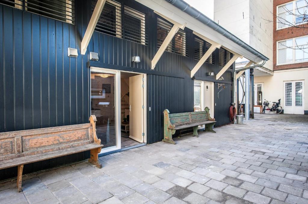 Plantage Garden Apartments, Amsterdam, Netherlands ...