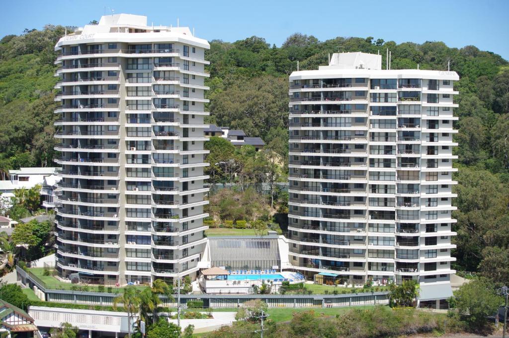 Gemini Court Apartments Gold Coast Australia Booking Com