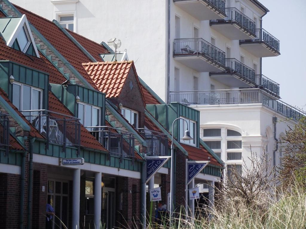 Ferienwohnung mitten in juist deutschland juist for Unterkunft juist privat