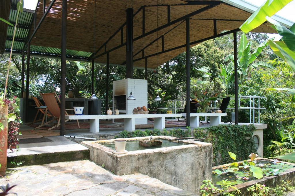 al alba jardin hotel kolumbija choach
