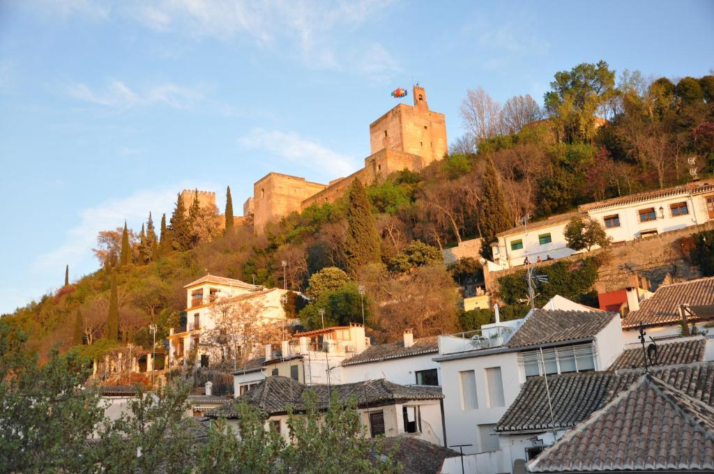 boutique hotels in granada  54