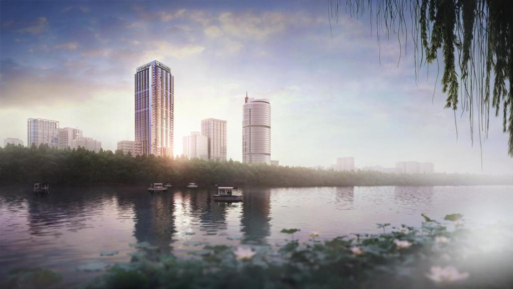 シャングリ・ラ ホテル ナンジン(Shangri-La Hotel Nanjing)