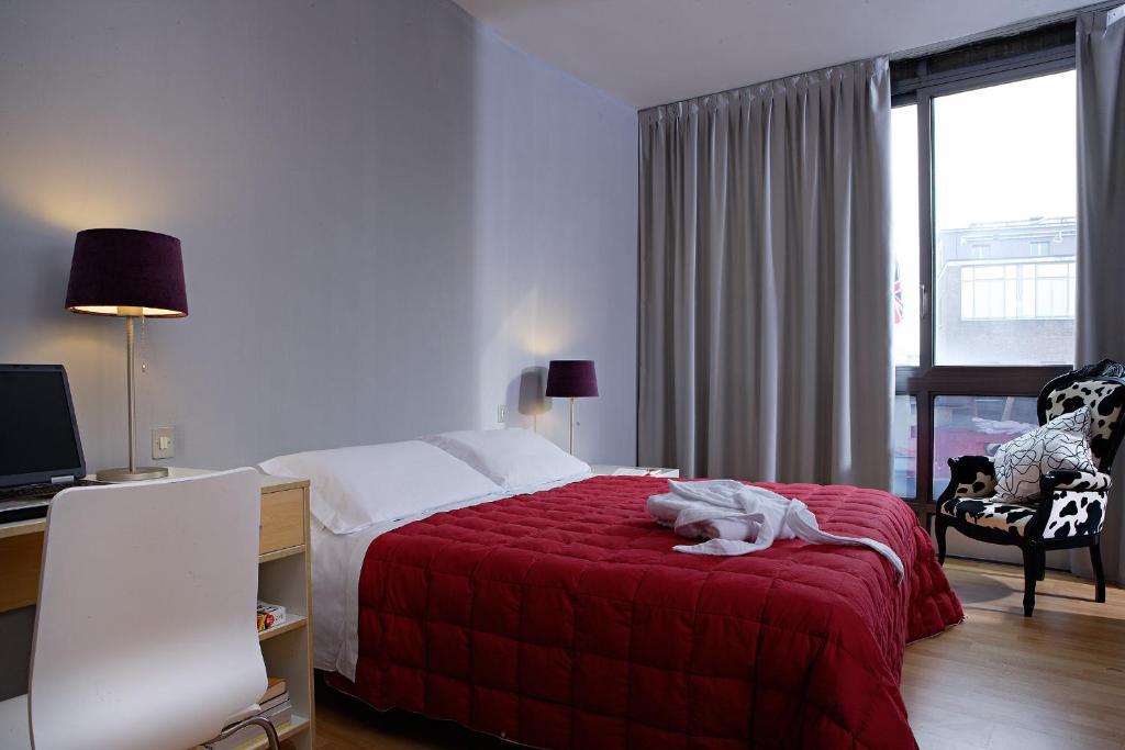 Letto o letti in una camera di Residenze Venezia Apartments