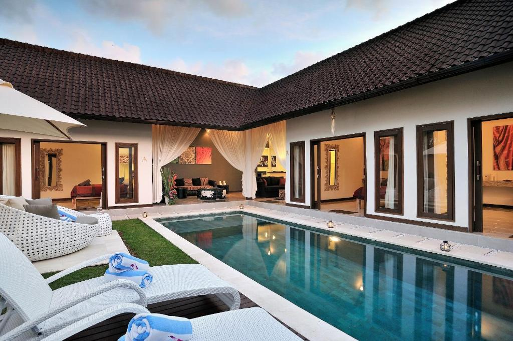 Villa Capri Seminyak Indonesia
