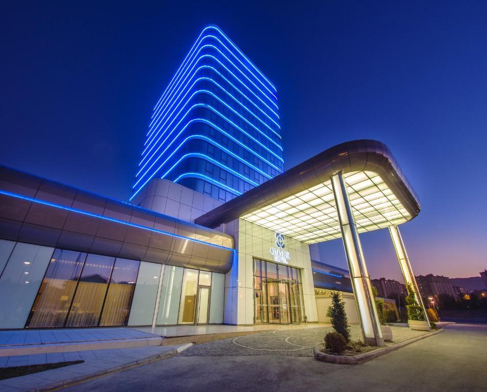 Ommer Hotel Kayseri Ommer Hotel Kayseri Turkey