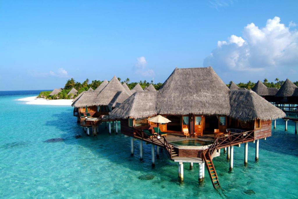 Удобства и услуги курортного отеля —Coco Palm Dhuni Kolhu