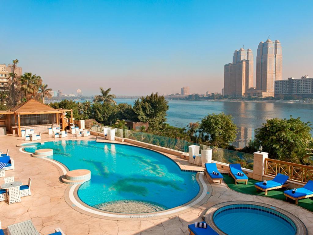 hilton cairo zamalek residences egypt. Black Bedroom Furniture Sets. Home Design Ideas