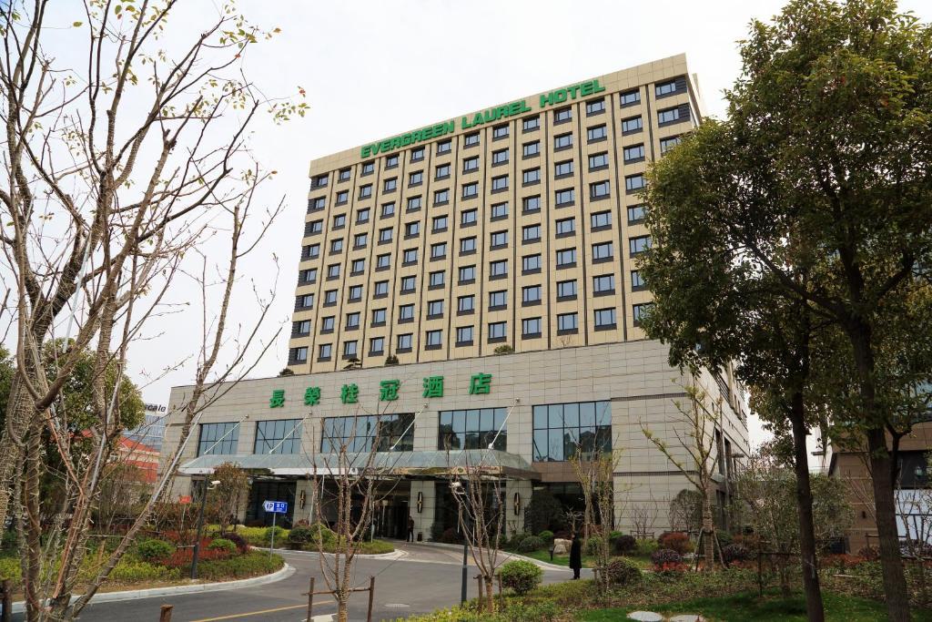 Evergreen Laurel Hotel, Shanghai, China - Booking.com