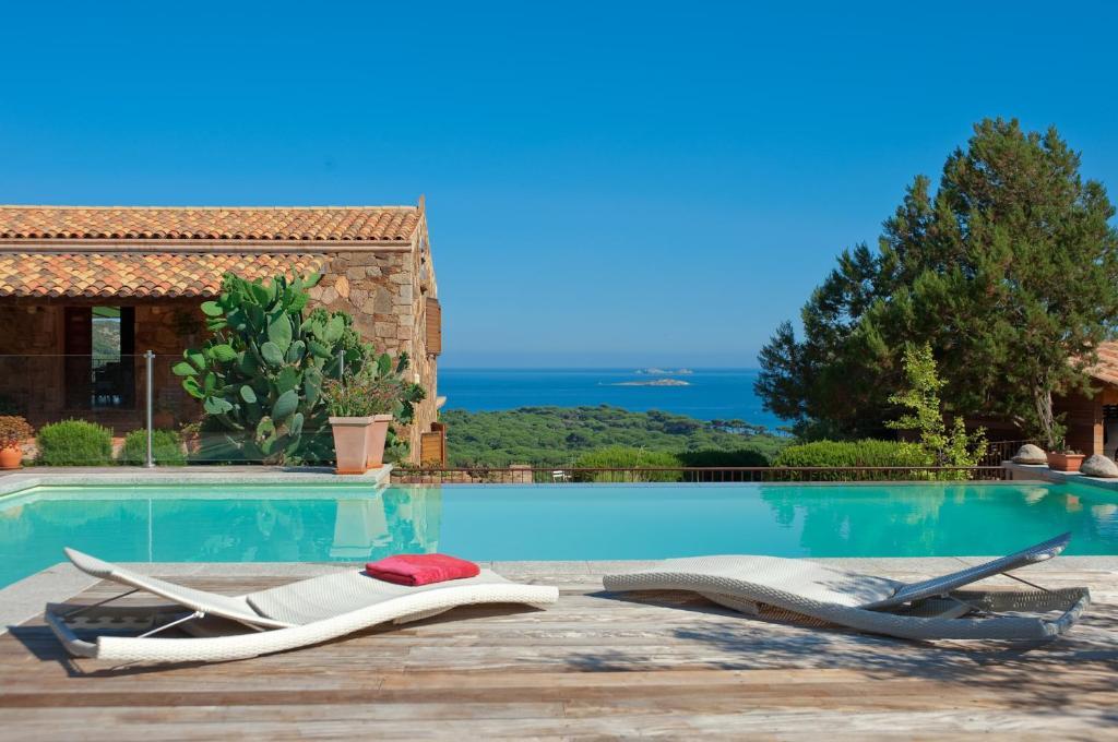 Apartments In Piccovaggia Corsica