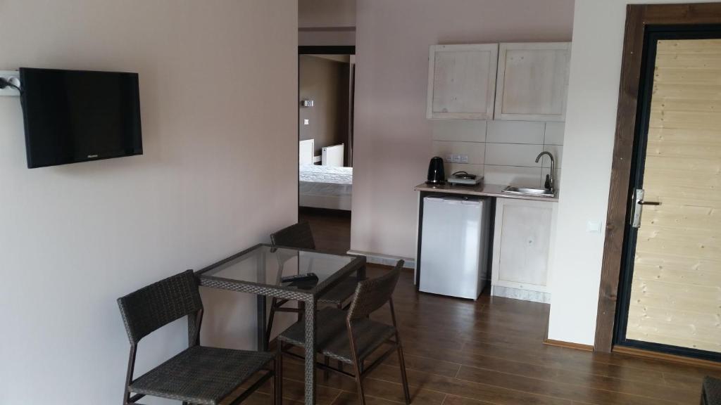 Bakuriani Mgzavrebi Private Apartment