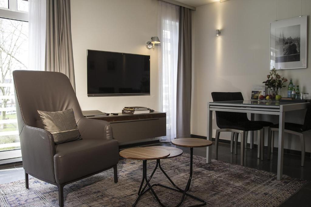 Exklusives Apartment 1A Rheinlage (Deutschland Köln) - Booking.com