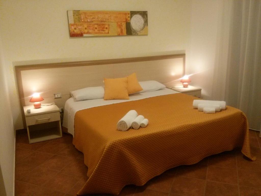 Nearby hotel : Le Rocche Di Cofano