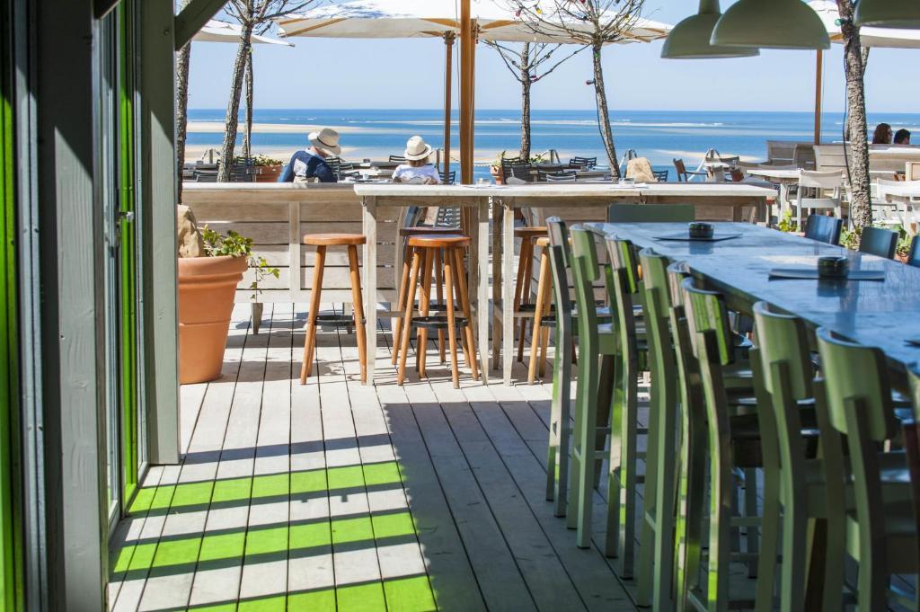 Pyla Sur Mer Hotel La Corniche