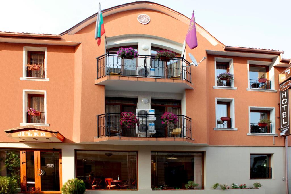 Хотел хотел Лъки Велико Търново