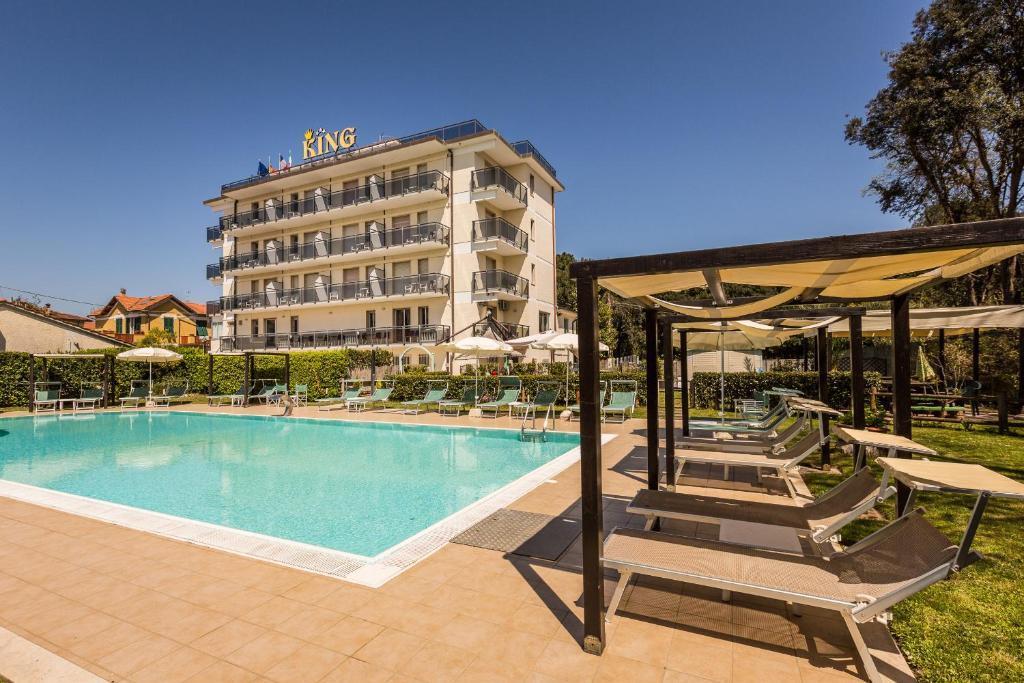 Hotel King, Marina di Pietrasanta, Italy - Booking.com