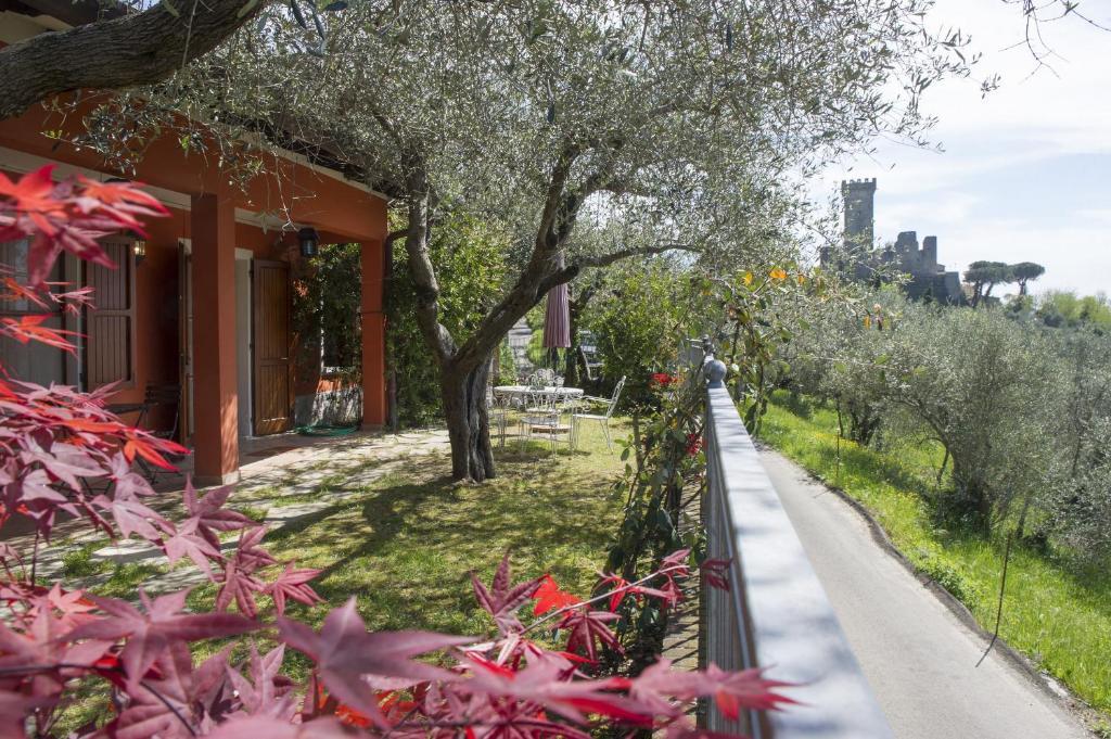 Nearby hotel : Villino La Casetta