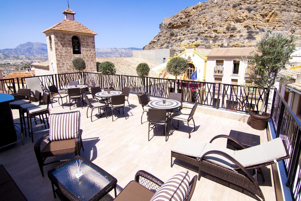Boutique Hotel Sierra de Alicante 1