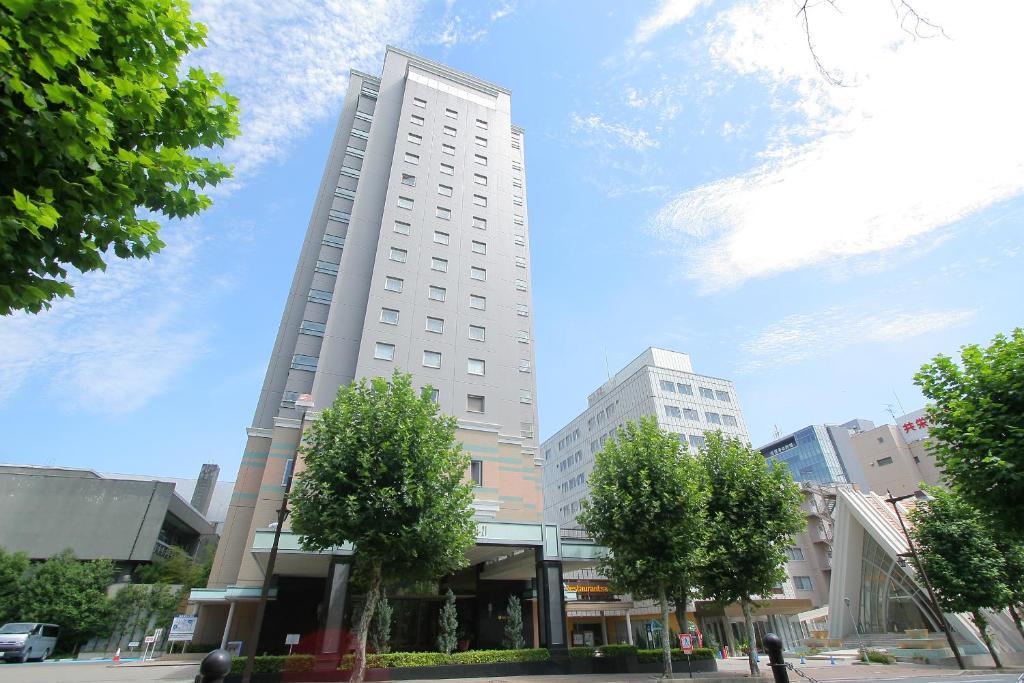 Hotel Kokusai 21, Nagano, Japan - Booking.com on