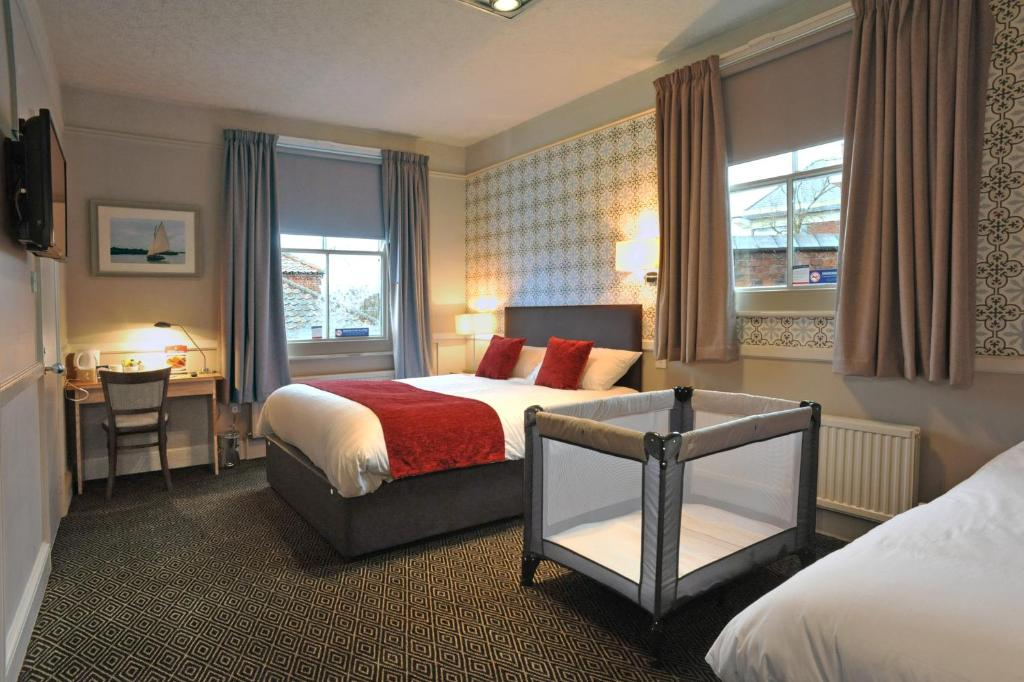 Kings Head Wroxham Good Night Inns Gb Wroxham Booking Com