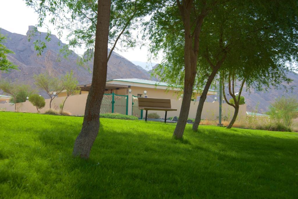 Green Mubazzarah Chalets | Al Ain