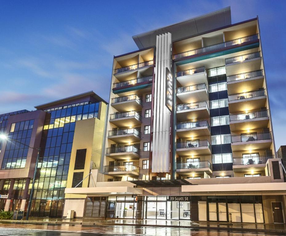 Condo Hotel Quest Liverpool Australia Booking Com